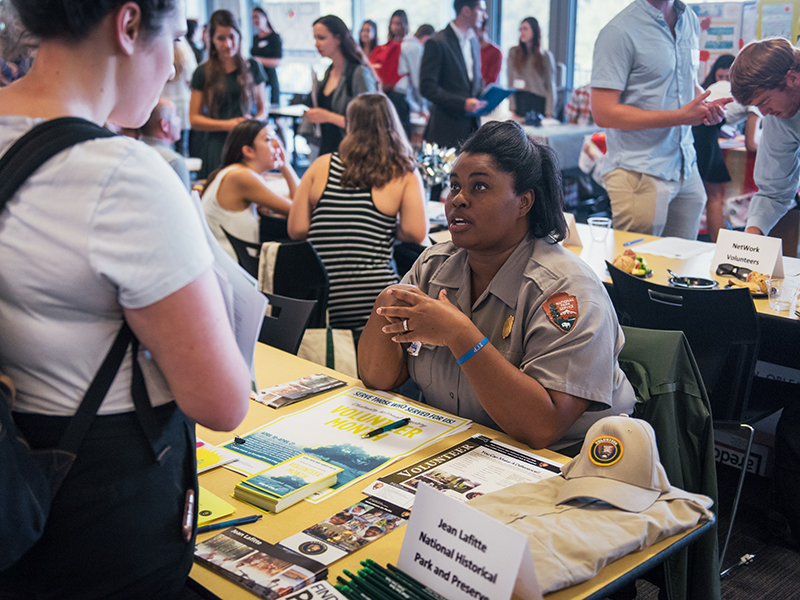 Tulane Internship Fair